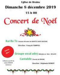 Concert de Cantabile, Kui Bo To et les ados de Mélodie en Retz