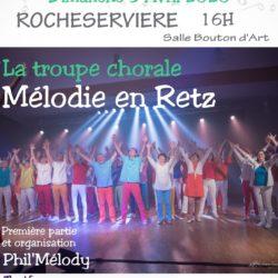 Annulation du spectacle de Rocheservière initialement prévu le 5 avril 2020
